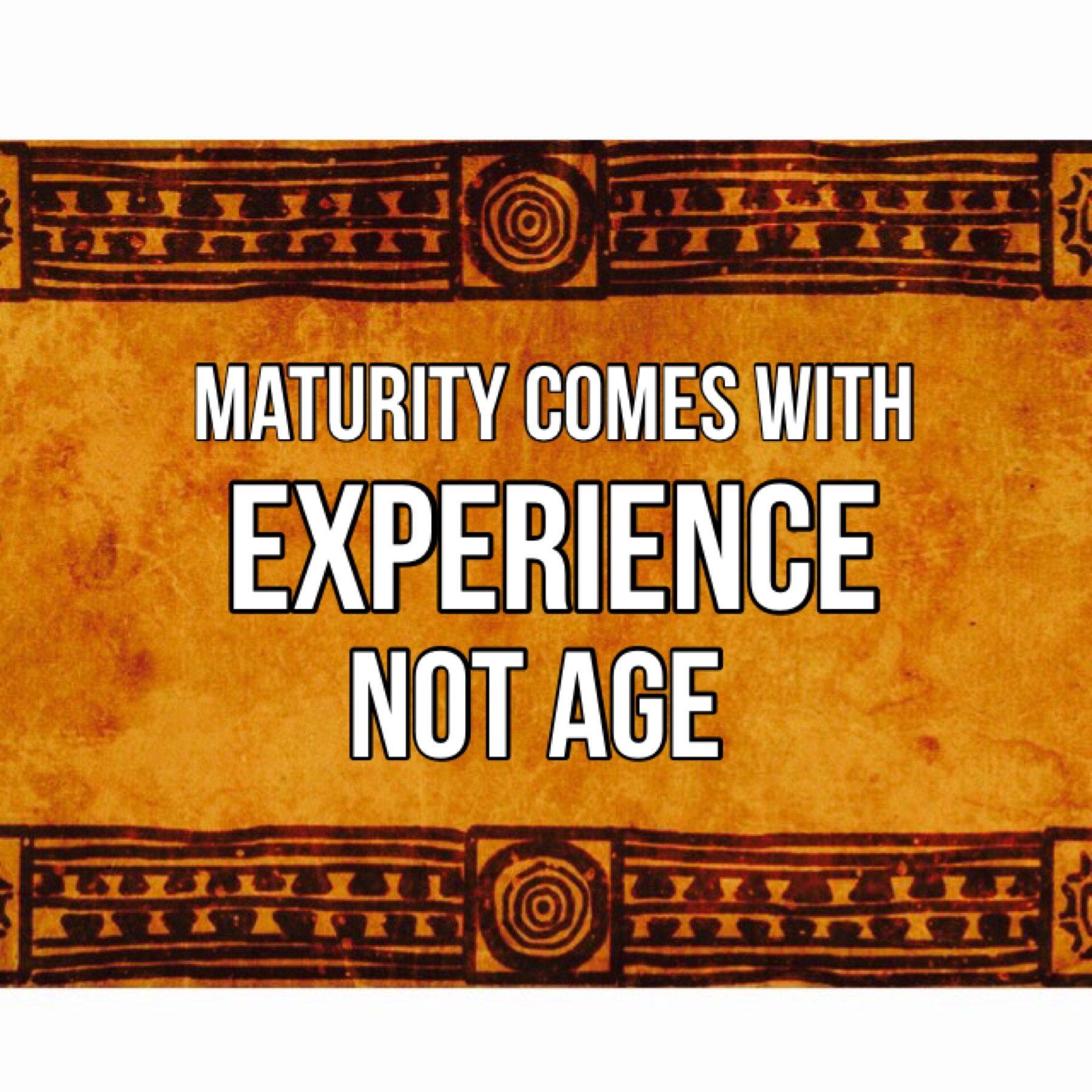 maturity-quote