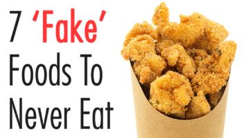 fake foods