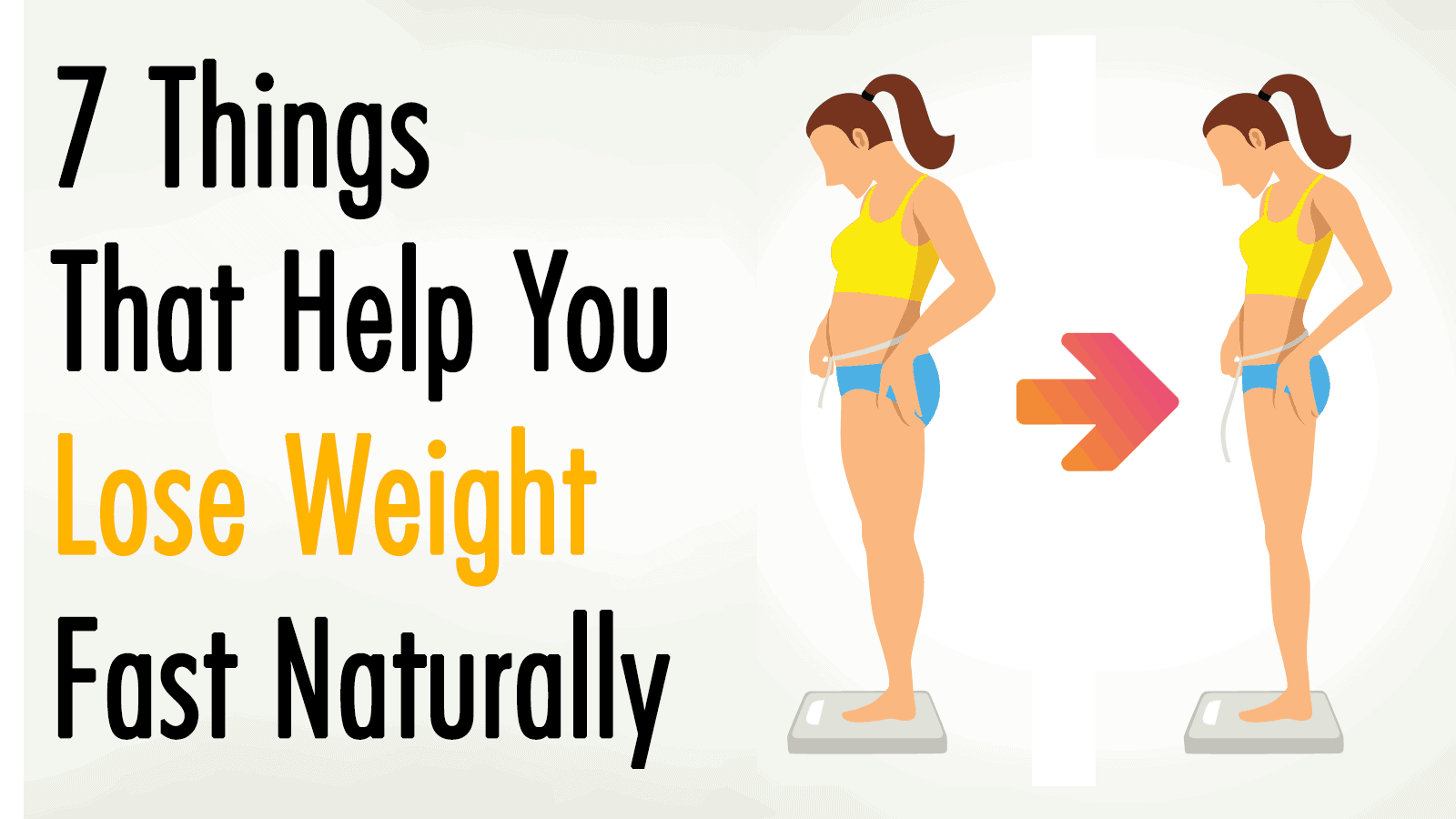 8 Ways To Lose Weight That Don T Require Diet Or Exercise