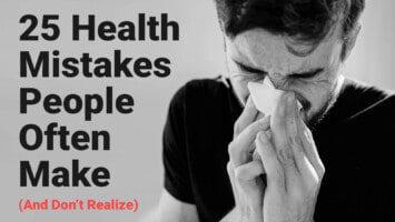 health mistakes