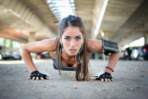 pushups core exercises