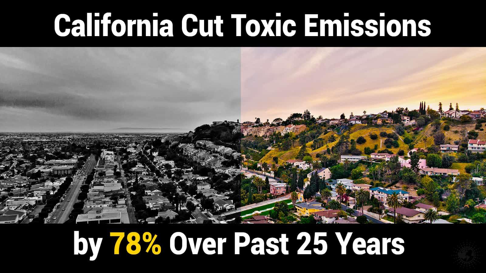 toxic emissions