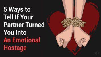 emotional hostage
