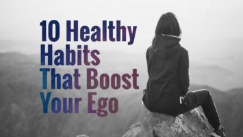 boost your ego