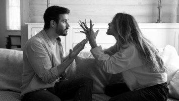 unfaithful partner